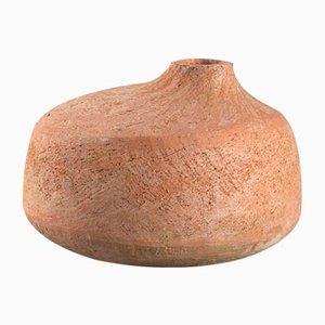 Large French Terracotta Vase, 1960s
