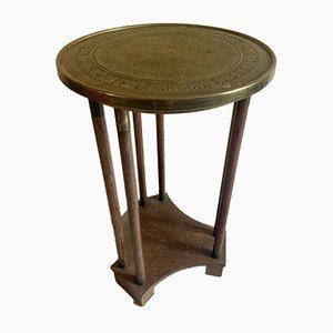 Vintage Säulentisch