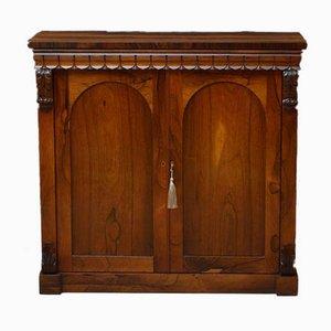 William IV Chiffonier Cabinet