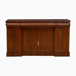 William IV or Early Victorian Mahogany Sideboard