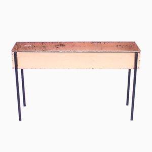 Copper Plant Table for Hans Agne Jakobsson Ab, 1960s