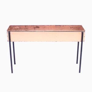 Table pour Plante en Cuivre pour Hans Agne Jakobsson Ab, 1960s