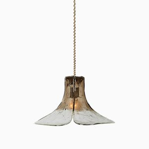Flower Pendant Lamp by Carlo Nason for Mazzega