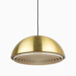 Danish Louisiana Pendant Lamps by Vilhelm Wohlert for Louis Poulsen, 1950s, Set of 2
