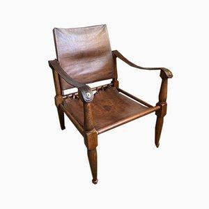 Safari Lounge Chair by Wilhelm Kienzle for Wohnbedarf, 1940s