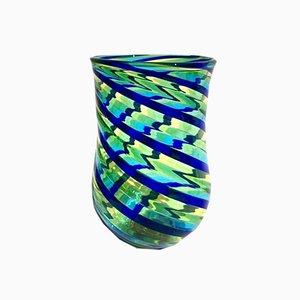 Italienische Murano Glas Trinkflasche von Ballarin Angelo für Ribes Studio, 6er Set