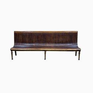 Beech Bistro Seat, 1950s