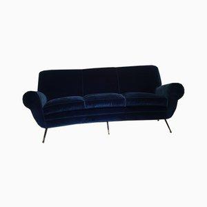Minotti Root X Sofa von Gigi Radice für Minotti, 1950er