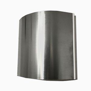 Aluminium Wandlampen, 1970er, 3er Set