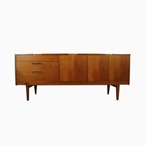 Mid-Century French Teak Sideboard by Nathan