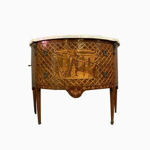Antike Kommode aus Holz, 1850