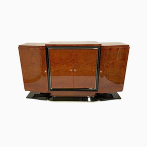 French Art Deco Sideboard, 1930s