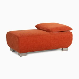 Volare Orange Stool from Koinor