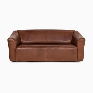 DS 47 Brown Leather Sofa from de Sede