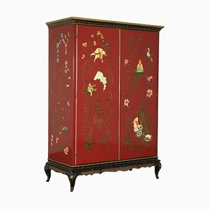 Wardrobe in Chinoiserie Style