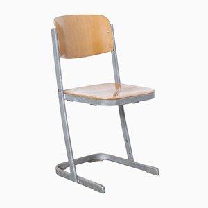 Stapelbarer U-Form Stuhl von Conen