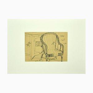 Unknown - Home Interior - Tinte - Mitte des 20. Jahrhunderts