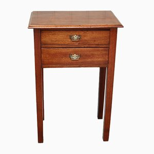 Small Proportioned Mahogany Side Table