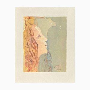 Divine Comedy Paradise 08 - Die größte Schönheit von Beatrice von Salvador Dali