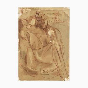 Divine Comedy Feurgle 30 - Die Ankündigung einer großen Veranstaltung von Salvador Dali