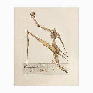 Divine Comedy Hell 28 - Bertrand De Born von Salvador Dali