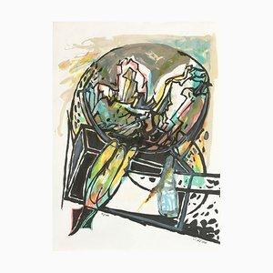 Handkerchiefs I by Jacques Poli