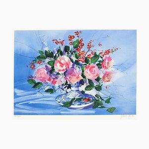 Bouquet II by Claude Mars