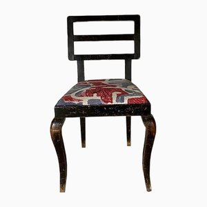 Art Deco Chairs, Set of 4