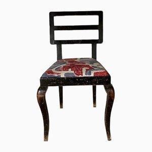 Chaises Art Déco, Set de 4