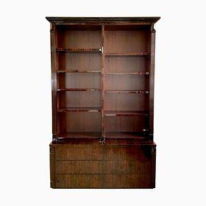 Large Art Deco Bookcase