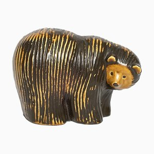 Ceramic Bear by Lisa Larson for Gustavsberg, 1976
