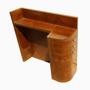 Vintage Art Deco Console Table