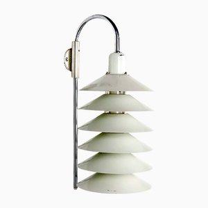Dänische Tip-Top Wandlampe von Jørgen Gammelgaard für Design Forum Denmark, 1971