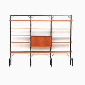 Vintage Royal Wall Unit by Poul Cadovius