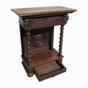 Renaissance Style Serving Console, Late 19th or Early 20th Century