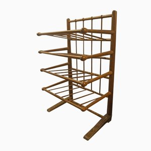 Vintage Magazine Rack by Frits Henningsen for Andreas Tuck