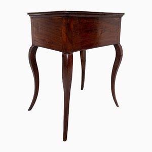 Antiker Beistelltisch oder Schreibtisch