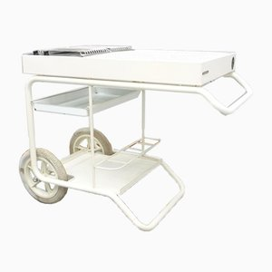 Space Age Grill Cart from Gaggenau, 1970s