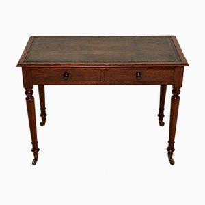 Antiker Viktorianischer Schreibtisch / Schreibtisch