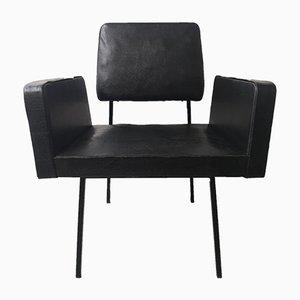 Mid-Century Armlehnstuhl im Bauhaus Stil
