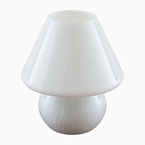Kleine Murano Glas Tischlampe von Paolo Venini für Murano, 1970er