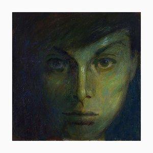 Renato Criscuolo, Daniela, Oil on Canvas