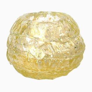 Blattgold 24kt Glasvase von Made Murano Glas, 2021