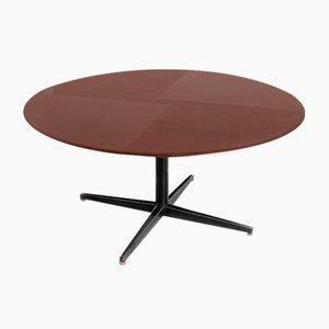 Tavolino in legno di Osvaldo Borsani per Tecno, anni '50