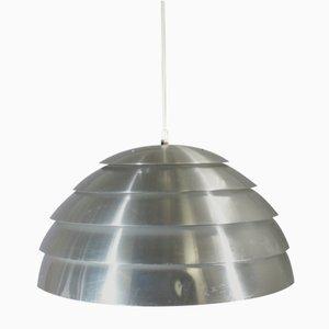 Schwedische Aluminium Lamingo Deckenlampe von Hans-Agne Jakobsson für Hans-Agne Jakobsson AB Markaryd, 1970er