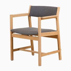 Chaises de Salon 101 en Chêne par Børge Mogensen pour AS Søborg Møbelfabrik, Danemark, 1960s, Set de 10