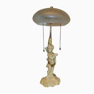 Mid-Century Cupid Desk Lamp