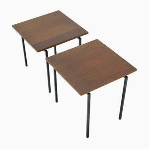 Japanese Series Side Tables by Cees Braakman for Pastoe, 1960s, Set of 2
