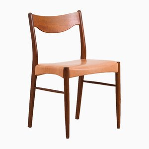 Dänische GS60 Stühle von Arne Wahl Iversen für Glyngøre Stolefabrik, 1960er, 6er Set
