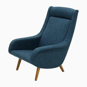 Großer Italienischer Mid-Century Sessel, 1960er